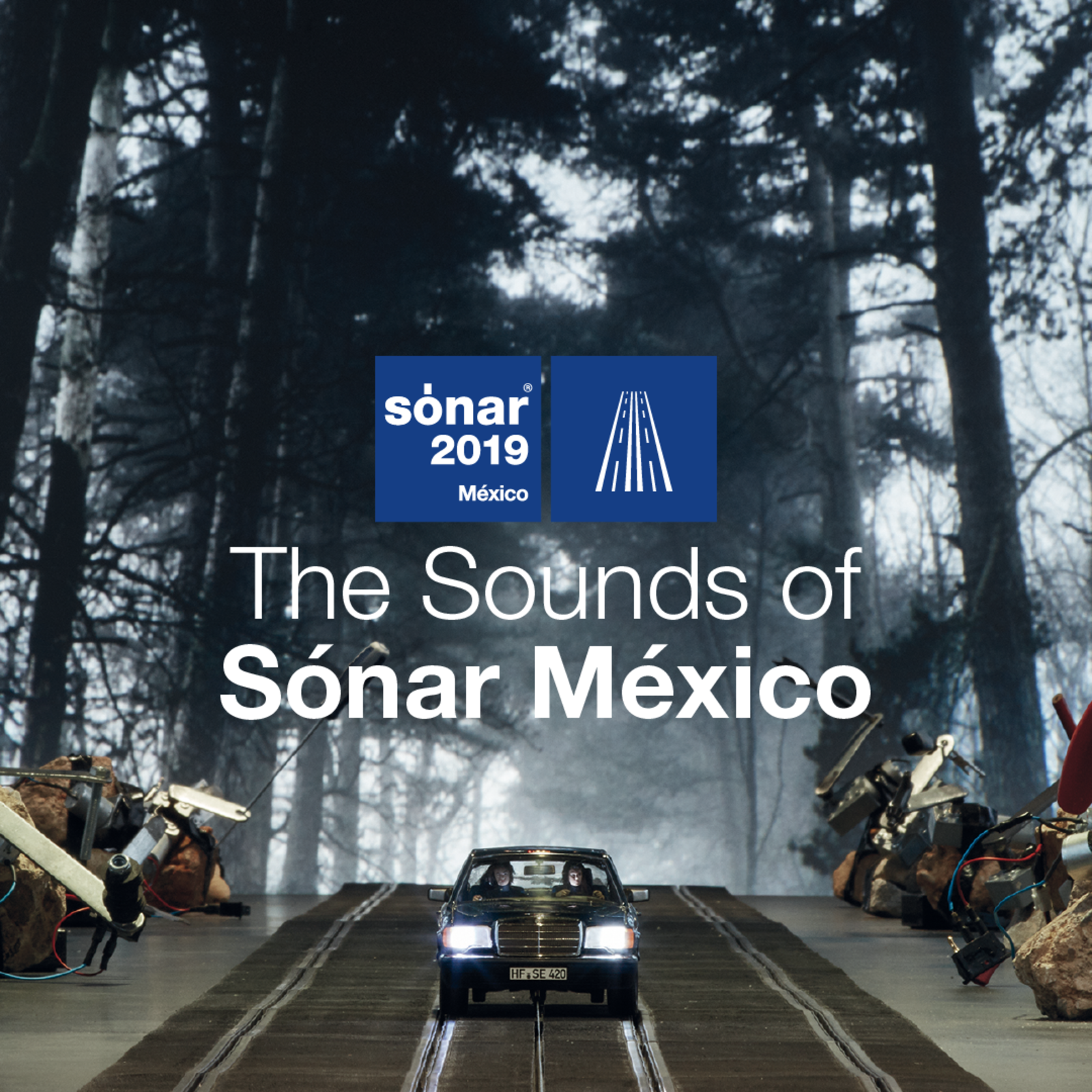The Sounds of Sónar México 2019